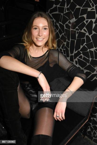 Andrea Ricciutelli attends the 'Le Temps Retrouve' Party 2 At Les Bains In Paris on December 21 2017 in Paris France