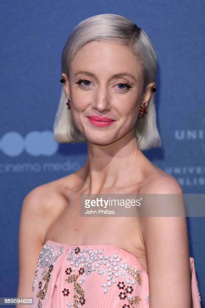 Andrea Riseborough attends the British Independent Film Awards held at Old Billingsgate on December 10 2017 in London England