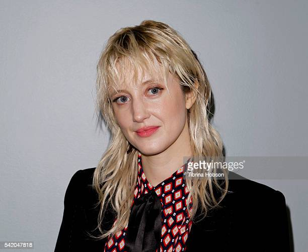 Andrea Riseborough attends the SAGAFTRA Foundation Conversations with 'Bloodline' at SAGAFTRA Foundation on June 21 2016 in Los Angeles California