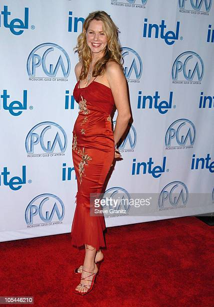 Andrea Roth during 16th Annual Producers Guild Awards Arrivals at Culver Studios in Culver City California United States