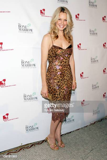 Andrea Roth during 'Links For Life' Gala Inside Arrivals at Capitale at 130 Bowery in New York City New York United States