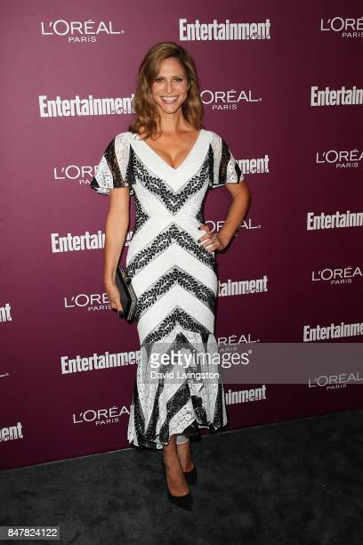 Andrea Savage attends the Entertainment Weekly's 2017 PreEmmy Party at the Sunset Tower Hotel on September 15 2017 in West Hollywood California
