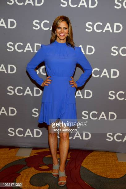 Andrea Savage attends the 'I'm Sorry' press junket during SCAD aTVfest 2019 at SCADshow on February 7 2019 in Atlanta Georgia