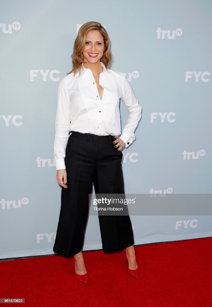 """truTV's Offical FYC Event For """"At Home With Amy Sedaris"""" And Andrea Savage's """"I'm Sorry"""" - Arrivals"""