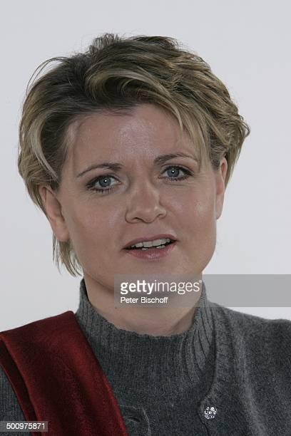 Andrea Spatzek Porträt Schauspielerin geb 03 Mai 1959 Sternzeichen Stier 1000 Folgen Lindenstraße KölnBocklemünd 1312005 PNr 037/2005 Jubiläum...