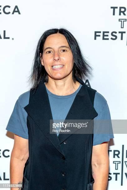 "Andrea Sperling attends the ""Transparent"" screening at the 2019 Tribeca TV Festival at Regal Battery Park Cinemas on September 15, 2019 in New York..."