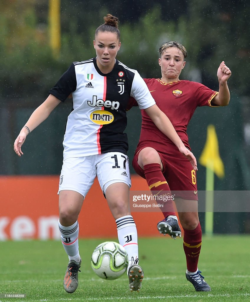 AS Roma v Juventus - Women Serie A : News Photo