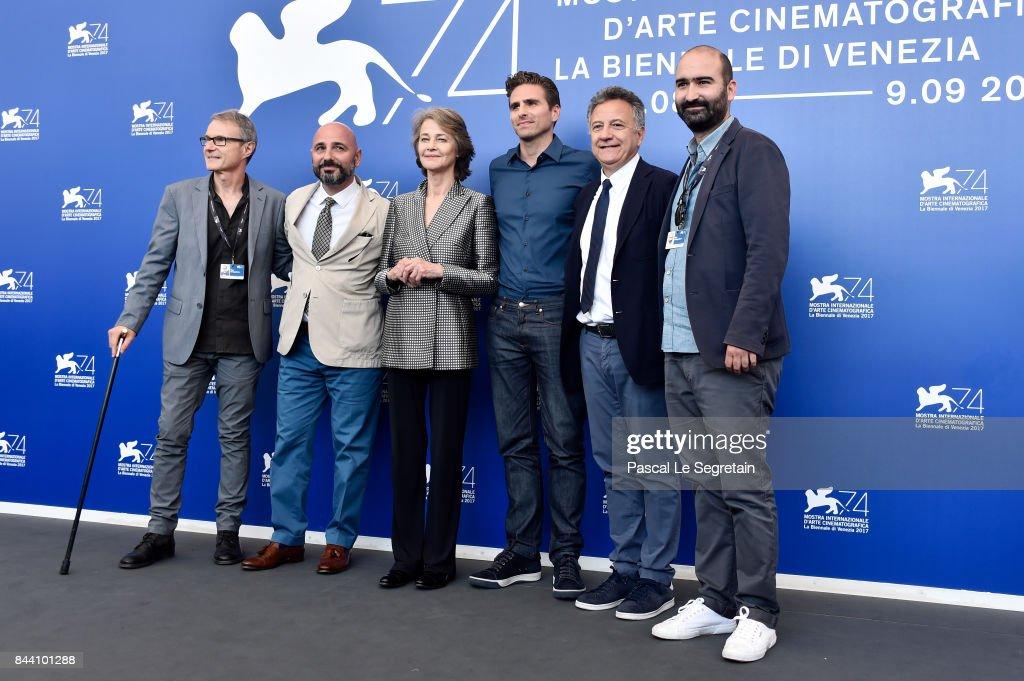 Hannah Photocall - 74th Venice Film Festival