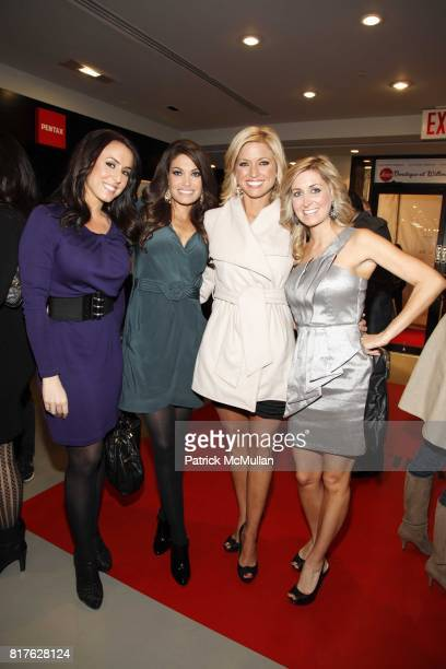 Andrea Tantaros Kimberly Guilfoyle Ainsley Earhardt and attend Sony Opening At Willoughby's with Nigel Barker's 'Beauty Equation' at Willoughby's on...