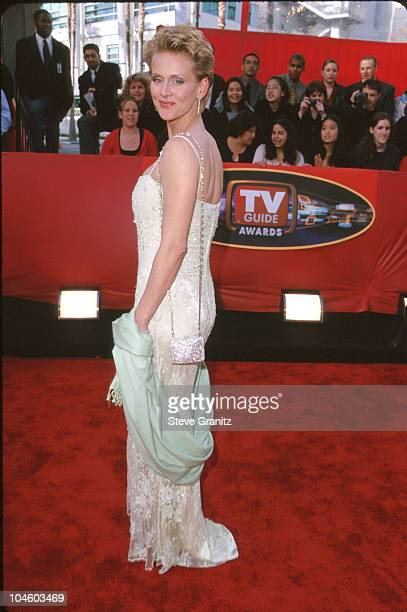 Andrea Thompson during The 2nd Annual TV Guide Awards at Fox Studios in Century City California United States