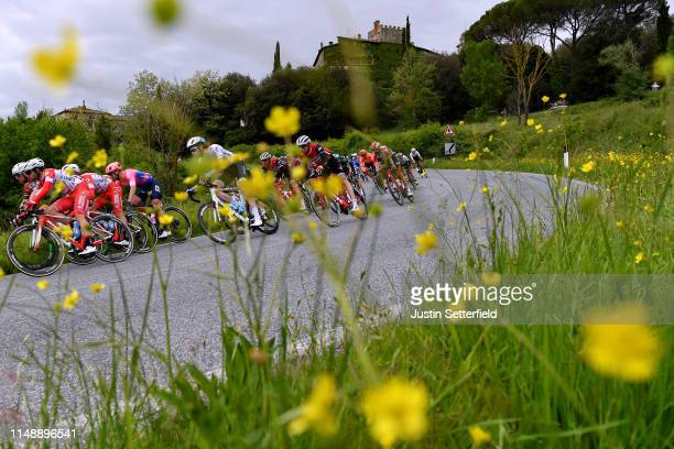 Andrea Vendrame of Italy and Team Androni Giocattoli Sidermec / Krists Neilands of Latvia and Team Israel Cycling Academy / Joseph Lloyd Dombrowski...