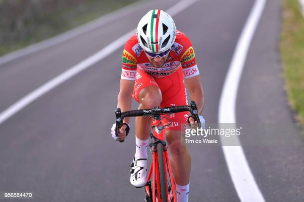 Andrea Vendrame of Italy and Team Androni Giocattoli-Sidermec / during the 101th Tour of Italy 2018, Stage 5 a 153km stage from Agrigento to Santa...