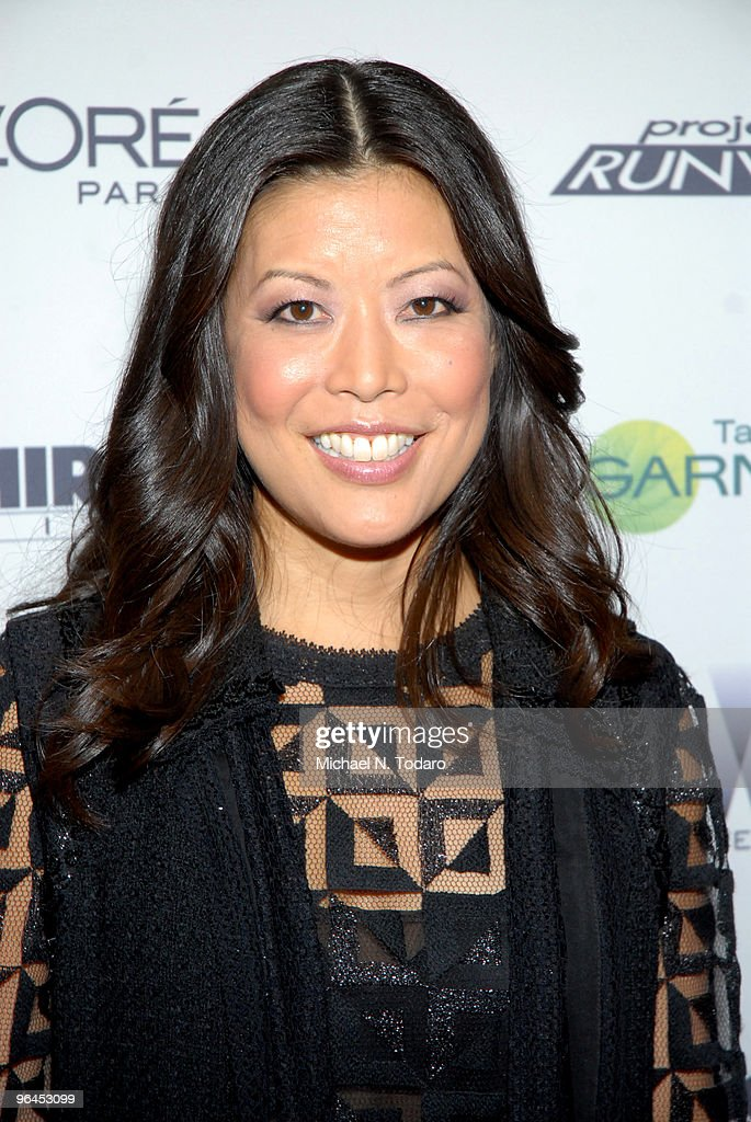 Marie Claire And Lifetime Television Celebrate 'Project Runway' Season 6 : News Photo