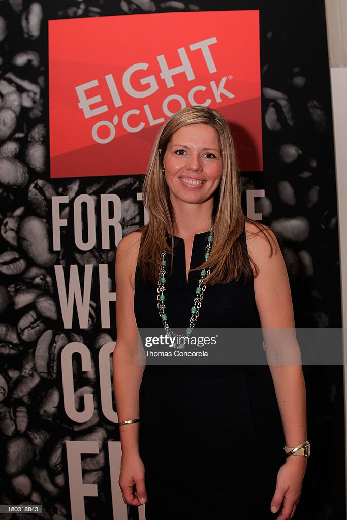 Andrea Wreck attends Malan By Malan Breton Sponsored by Fancy Feast Gourmet Cat Food at the STYLE360 Fashion Pavilion in Chelsea on September 11, 2013 in New York City.