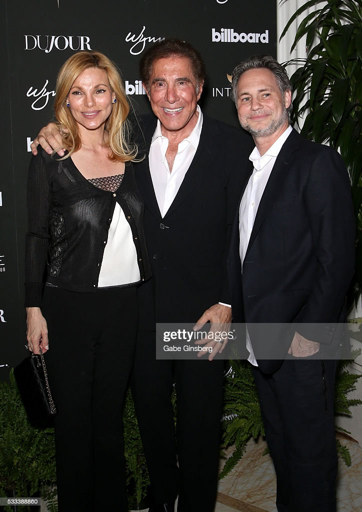 Billboard Music Awards Kick-Off Party With CEO John Amato, Hosted By DuJour Media's Jason Binn And Intrigue's Steve And Andrea Wynn