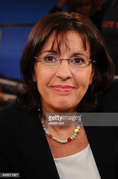 Andrea Ypsilanti Politician SPD Germany