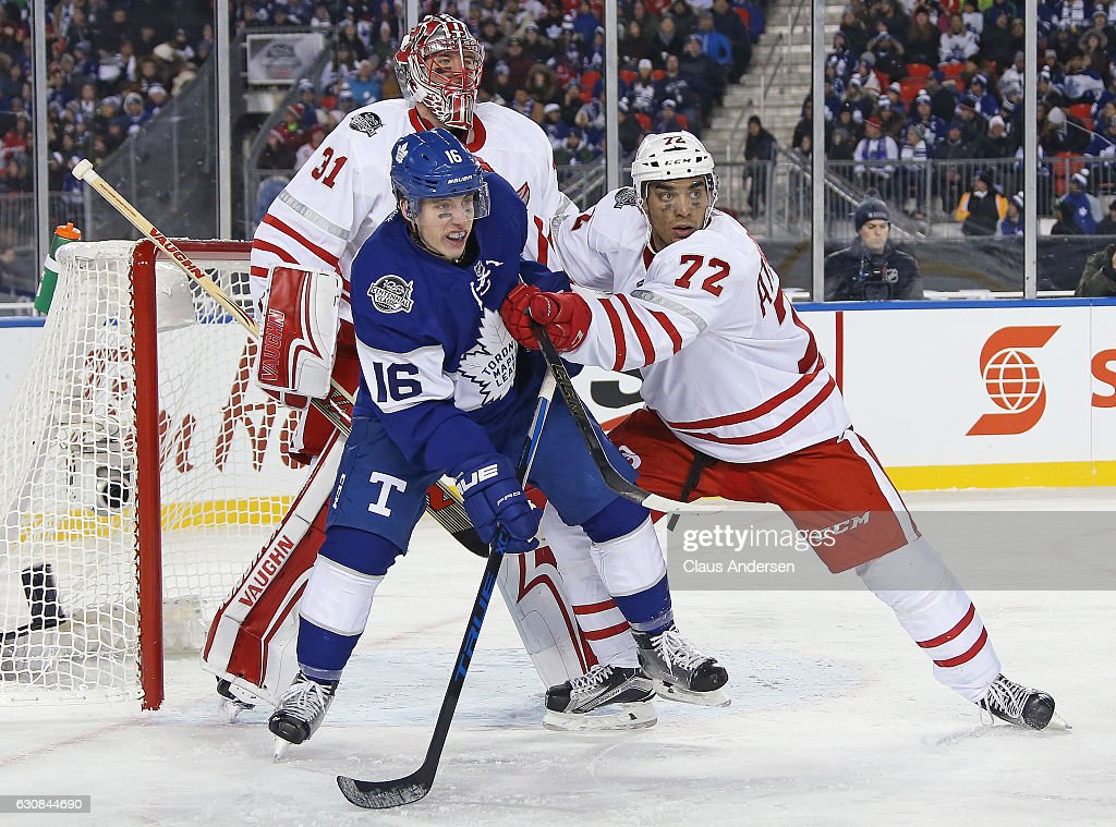 2017 Scotiabank NHL Centennial Classic - Detroit Red Wings v Toronto Maple Leafs : News Photo