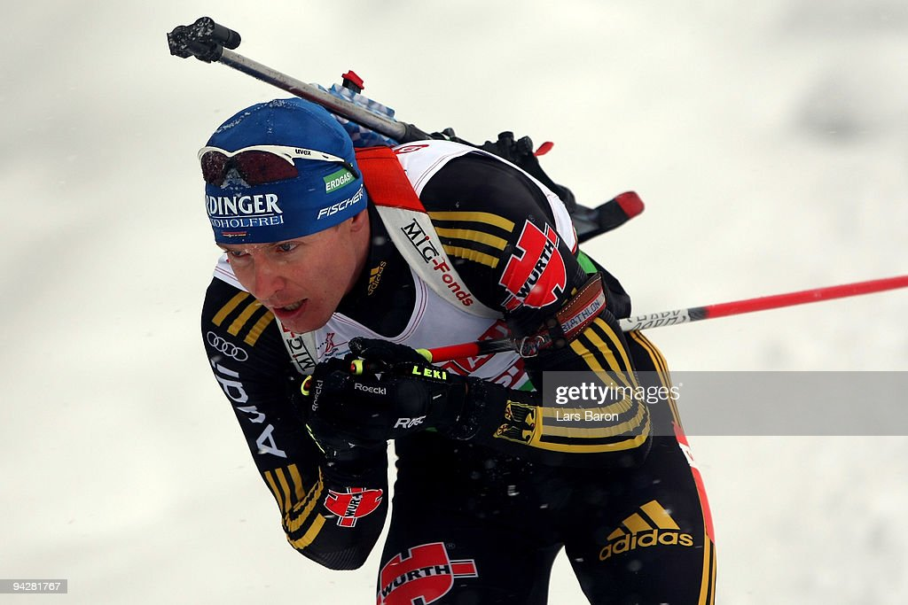 Ruhrgas IBU Biathlon World Cup - Men's Day 1