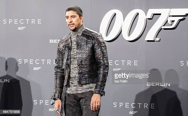 Andreas Bourani attends the 'Spectre' German Premiere on October 28 2015 in Berlin Germany