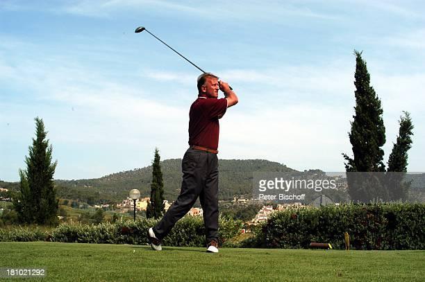 Andreas Brehme GolfTurnier Premiere Golf Trophy Camp de Mar/Mallorca/Balearen/Spanien Golf Club Golf de Andratx Sport SportKleidung GolfKleidung...