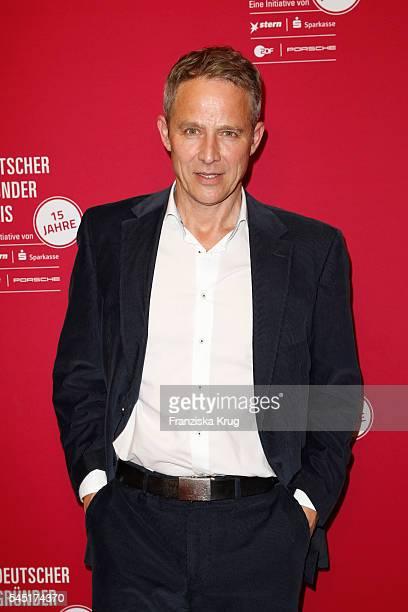 Andreas Brucker attends the Deutscher Gruenderpreis on July 5 2016 in Berlin Germany