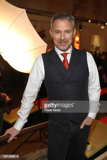 Andreas Brucker during the Film Funding Hamburg Warm Up Party on January 30 2019 in Hamburg Germany