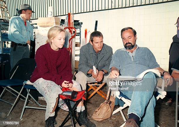 "Andreas Brucker, Johanna Klante, Regisseur;Hans Werner, ""Amokfahrt zum Pazifik"" ZDF,;Dreh Kanada,"