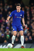 london england andreas christensen chelsea action