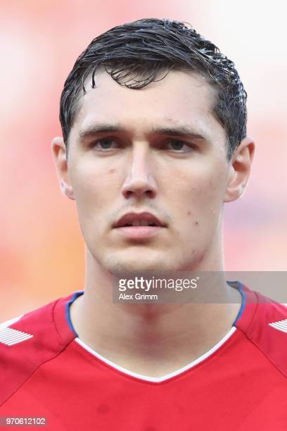 Andreas Christensen of Denmark during the international friendly match between Denmark and Mexico ahead of the FIFA World Cup Russia 2018 at Brondby...