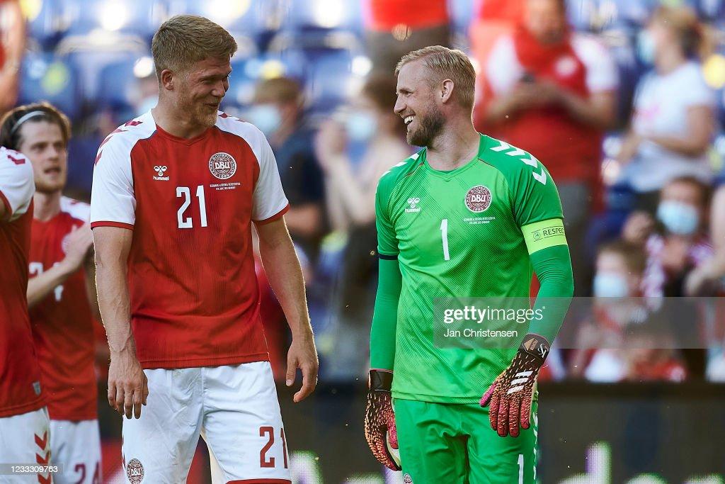 Denmark vs Bosnia-Herzegovina - Test Match : News Photo