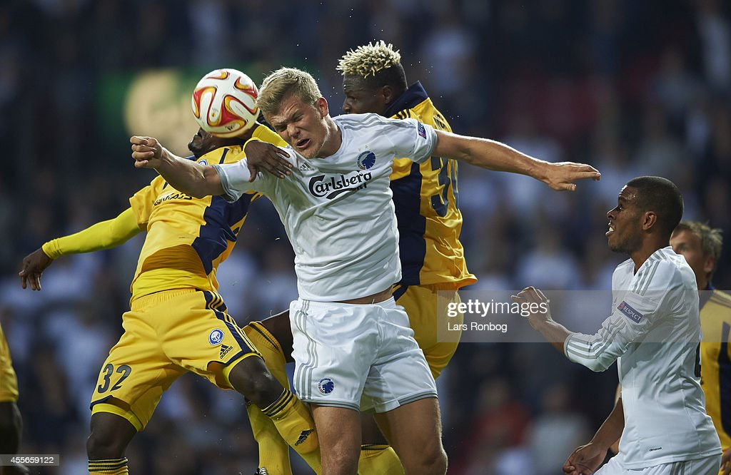 FC Kobenhavn v HJK Helsinki - UEFA Europa League