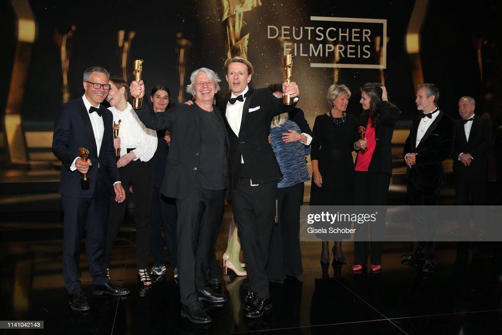 Lola - German Film Award 2019 - Show : Nachrichtenfoto