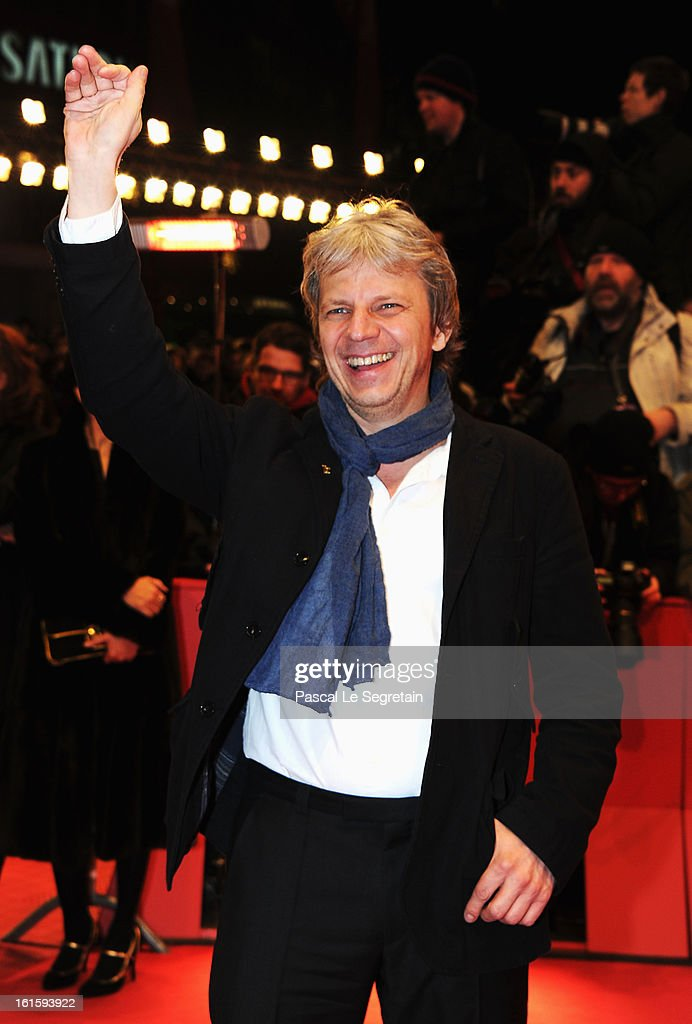 Andreas Dresen attends the 'Side Effects' Premiere during the 63rd Berlinale International Film Festival at Berlinale Palast on February 12, 2013 in Berlin, Germany.