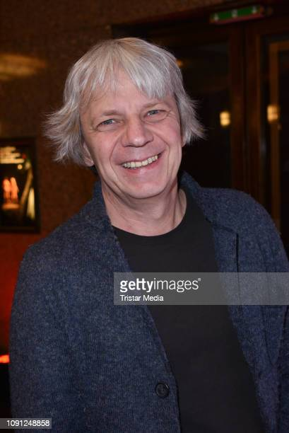 Andreas Dresen during the B.Z. Kulturpreis 2019 at Volksbuehne on January 29, 2019 in Berlin, Germany.