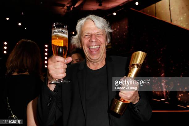 Andreas Dresen during the Lola - German Film Award party at Palais am Funkturm on May 3, 2019 in Berlin, Germany.