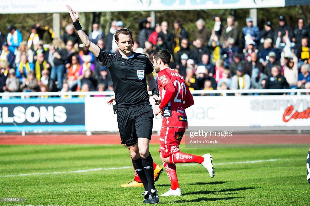 Falkenbergs FF v IF Elfsborg - Allsvenskan Photos and Images  0a89f9bada109