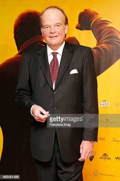 Andreas Fritzenkoetter attends the Nelson Mandela Gala at the Hotel Adlon on January 27, 2014 in Berlin, Germany.