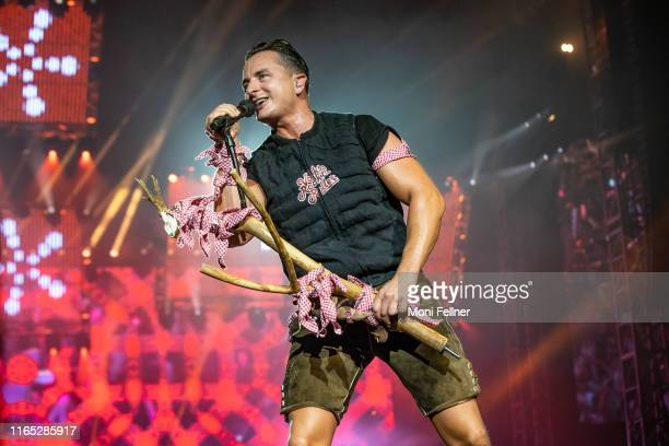 645 Andreas Gabalier Concert Photos And Premium High Res Pictures Getty Images