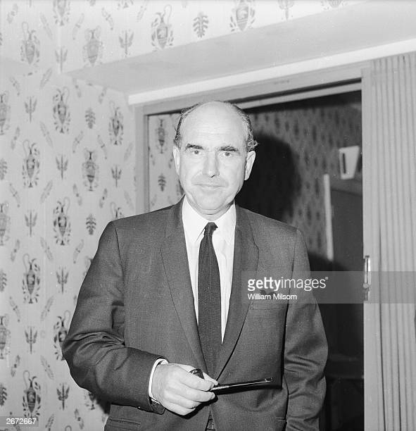 Andreas George Papandreou the Greek politician who became Greece's first socialist Prime Minister