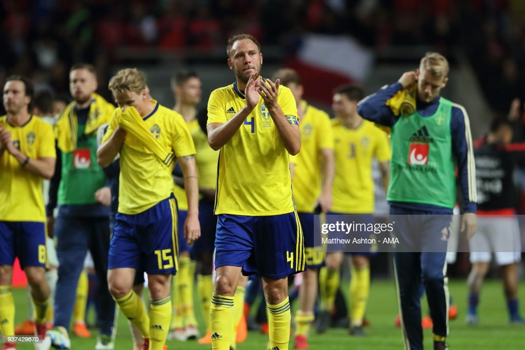 Sweden v Chile - International Friendly