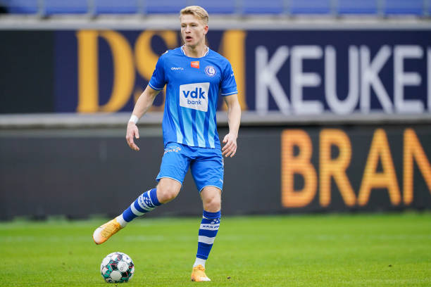 BEL: KAA Gent v Royal Antwerp - Jupiler Pro League