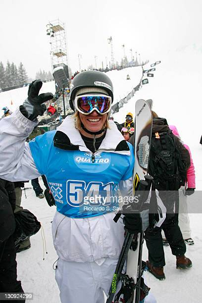 Andreas Hatveit at the 2006 Winter X Games 10 in Aspen Colorado on January 29 2006