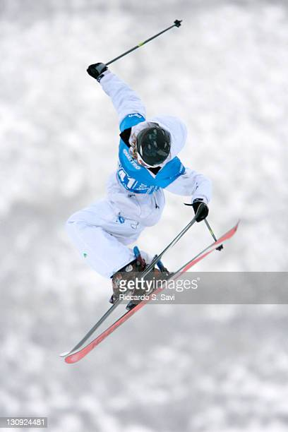 Andreas Hatveit in action during the Men's Skiing Best Trick Final at the 2006 Winter X Games 10 in Aspen Colorado on January 29 2006