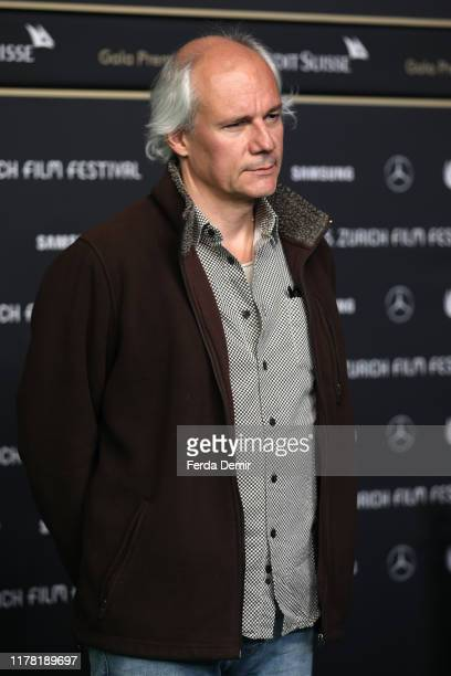"""Andreas Horvath attends the """"Lillian"""" photo call during the 15th Zurich Film Festival at Kino Corso on September 30, 2019 in Zurich, Switzerland."""