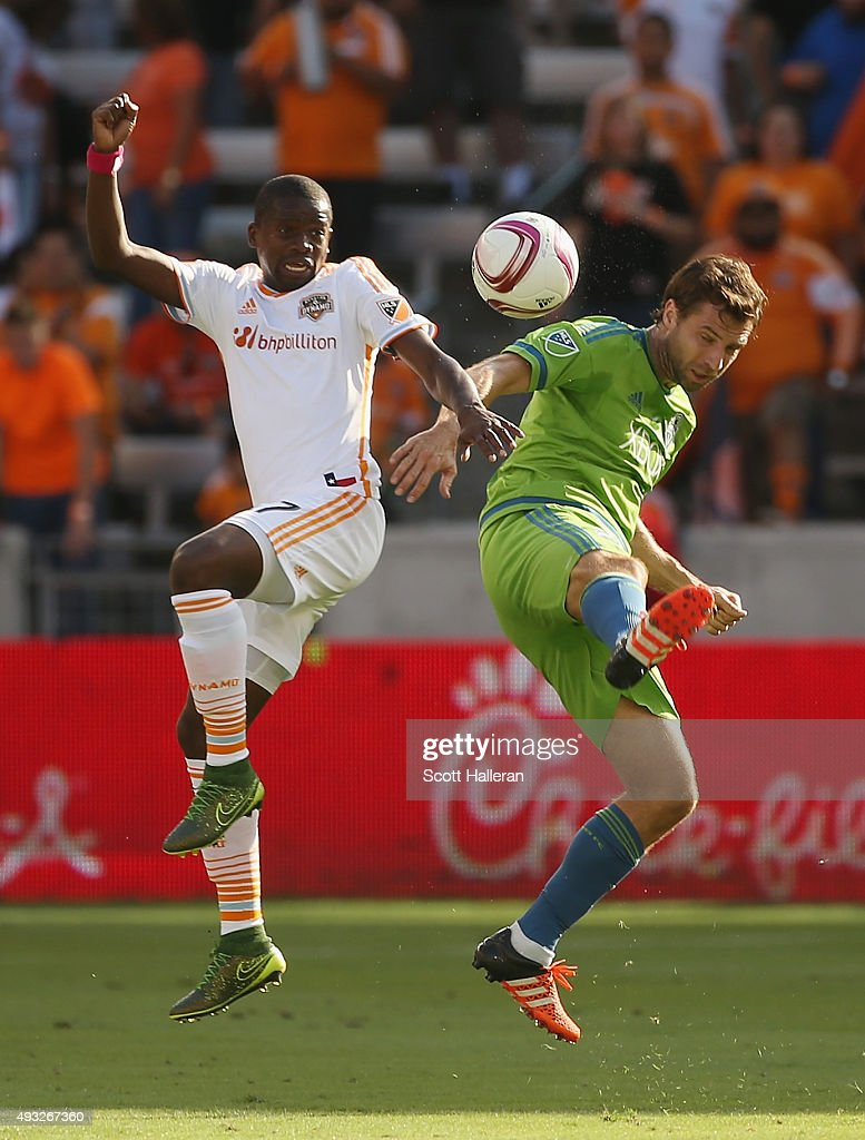 Seattle Sounders v Houston Dynamo