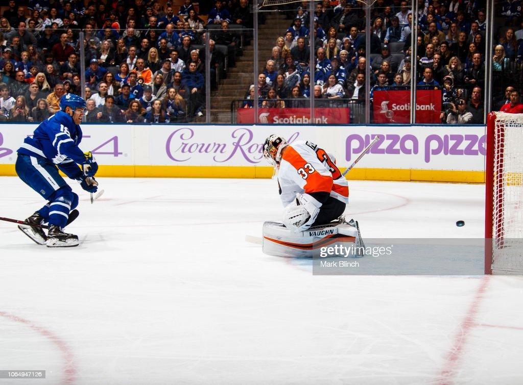 Philadelphia Flyers v Toronto Maple Leafs : News Photo