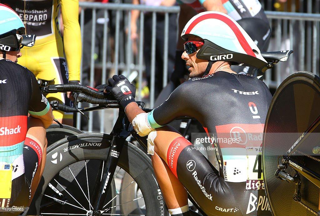 Le Tour de France 2013 - Stage Four : ニュース写真