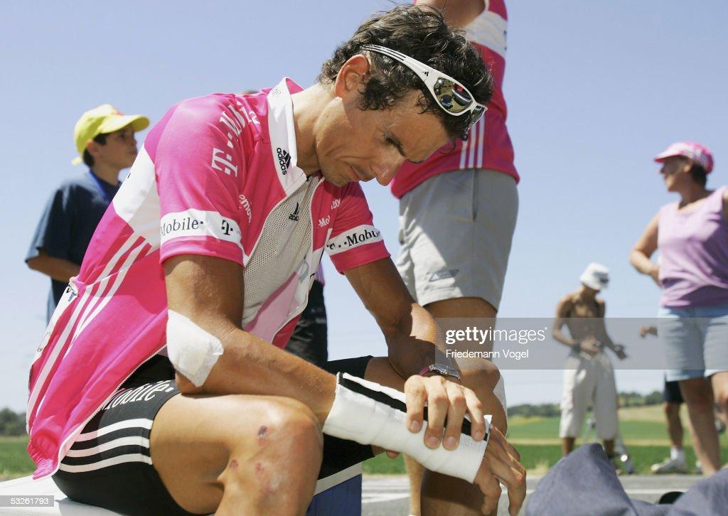 2005 Tour de France: Stage 17 : ニュース写真