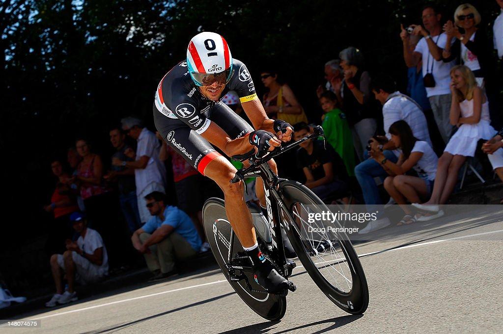 Le Tour de France 2012 - Stage Nine : ニュース写真
