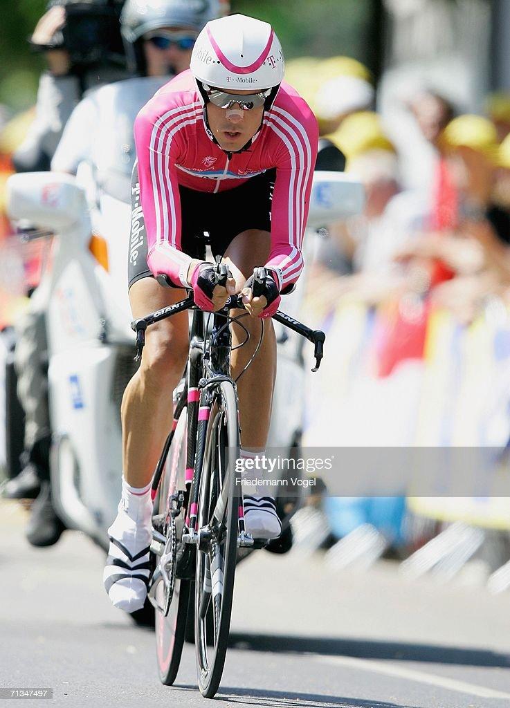 2006 Tour de France - Prologue : ニュース写真